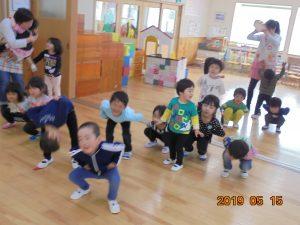 3・4歳児クラス